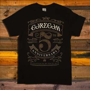 Тениска Corecom 5th Anniversary
