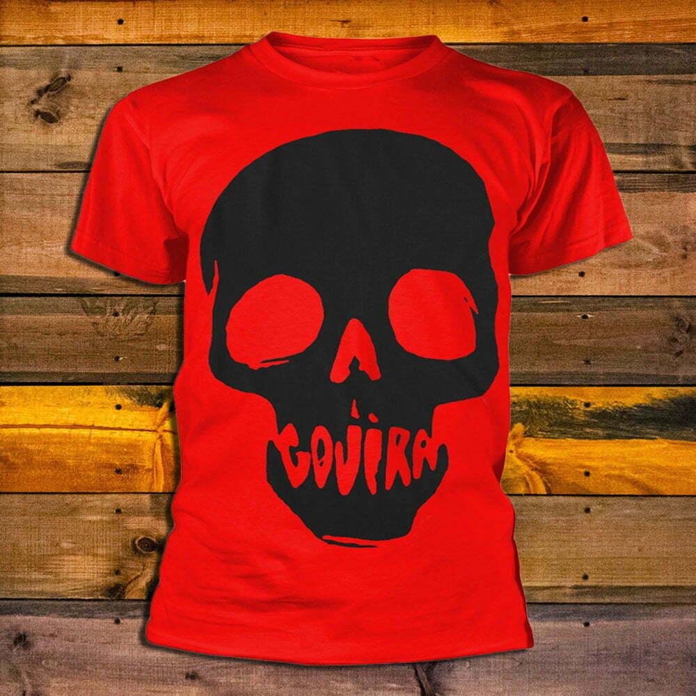 Gojira Skull Mouth