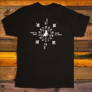 Тениска Marduk Frontschwein