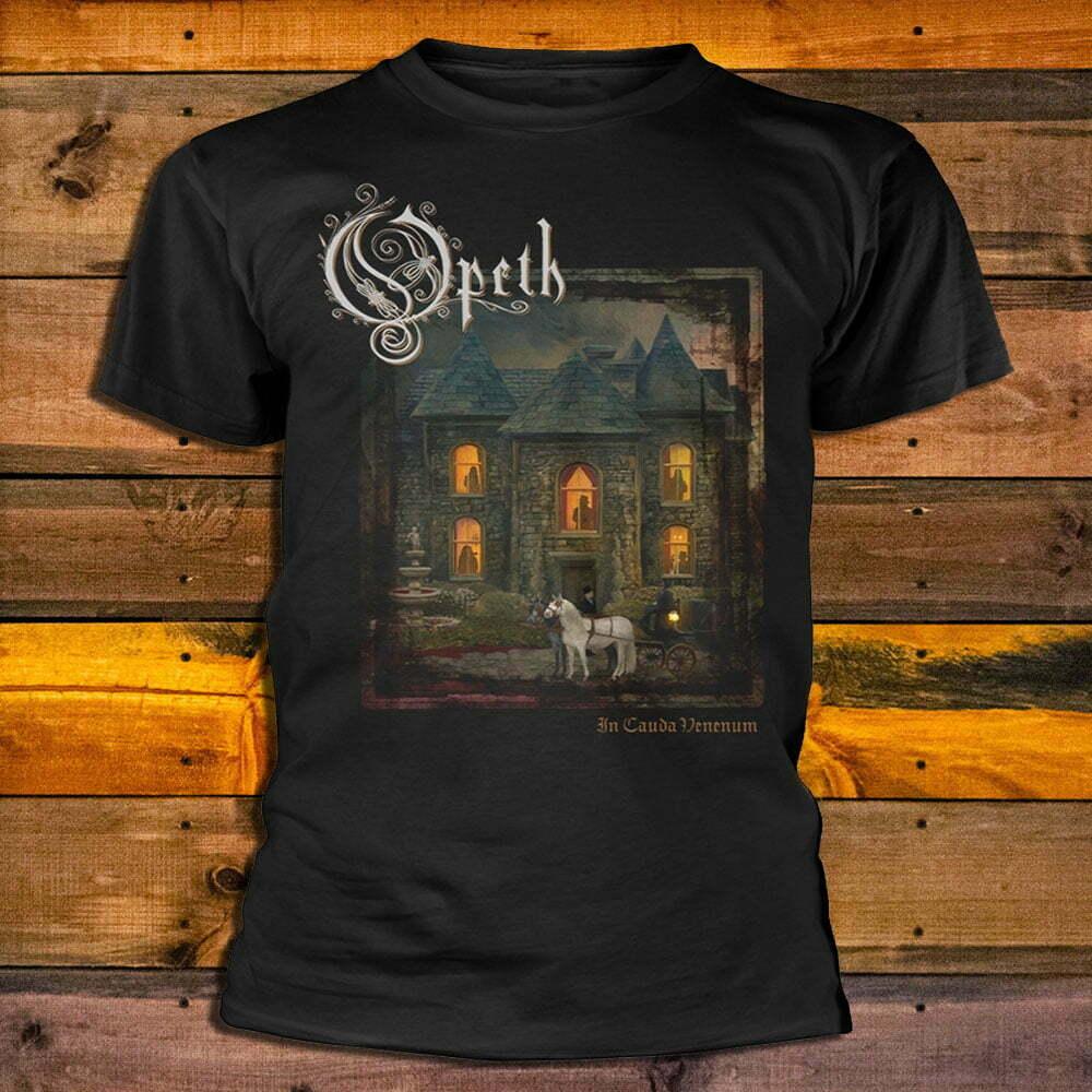 Тениска Opeth In Cauda Venenum