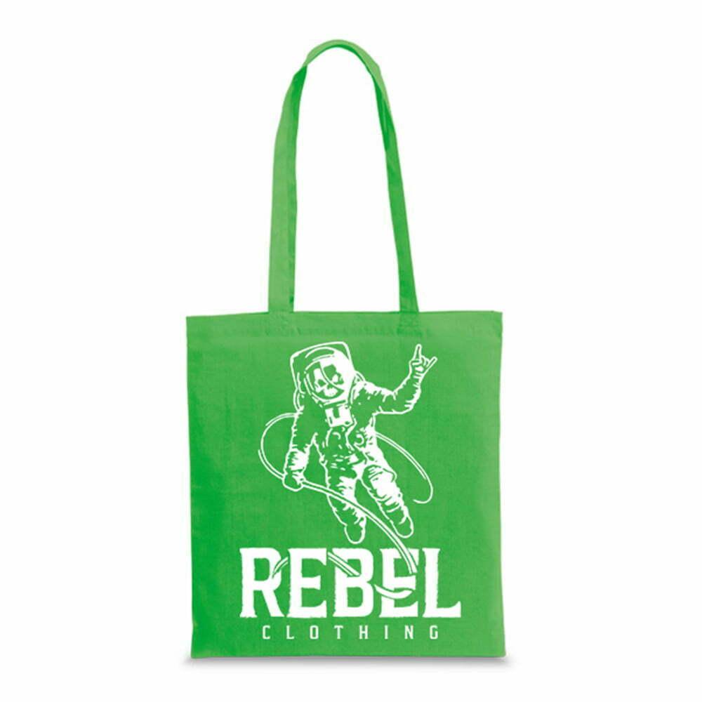 Платнена чанта Rebel Clothing Spaceman