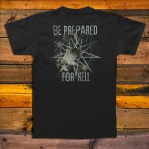Тениска Slipknot Skull Group
