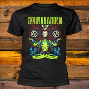 Тениска Soundgarden Antlers