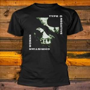 Тениска Type O Negative Christian Woman