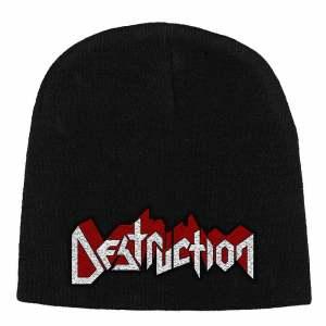 Зимна Шапка Destruction Logo