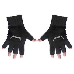 Ръкавици без пръсти Metallica