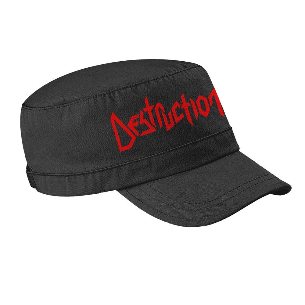 Армейска Шапка Destruction Logo