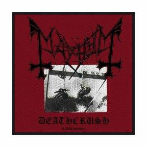 Нашивка Mayhem Deathcrush