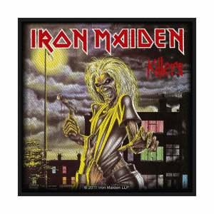 Нашивка Iron Maiden Killers