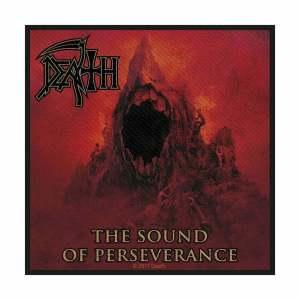 Нашивка Death Sound of Perseverance