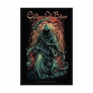 Нашивка Children Of Bodom Reaper