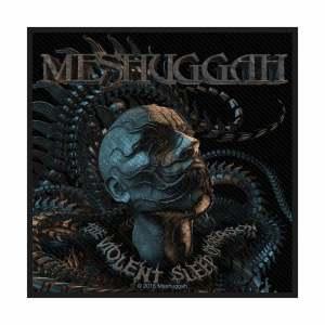 Нашивка Meshuggah Head