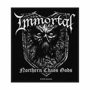 Нашивка Immortal Northern Chaos Gods