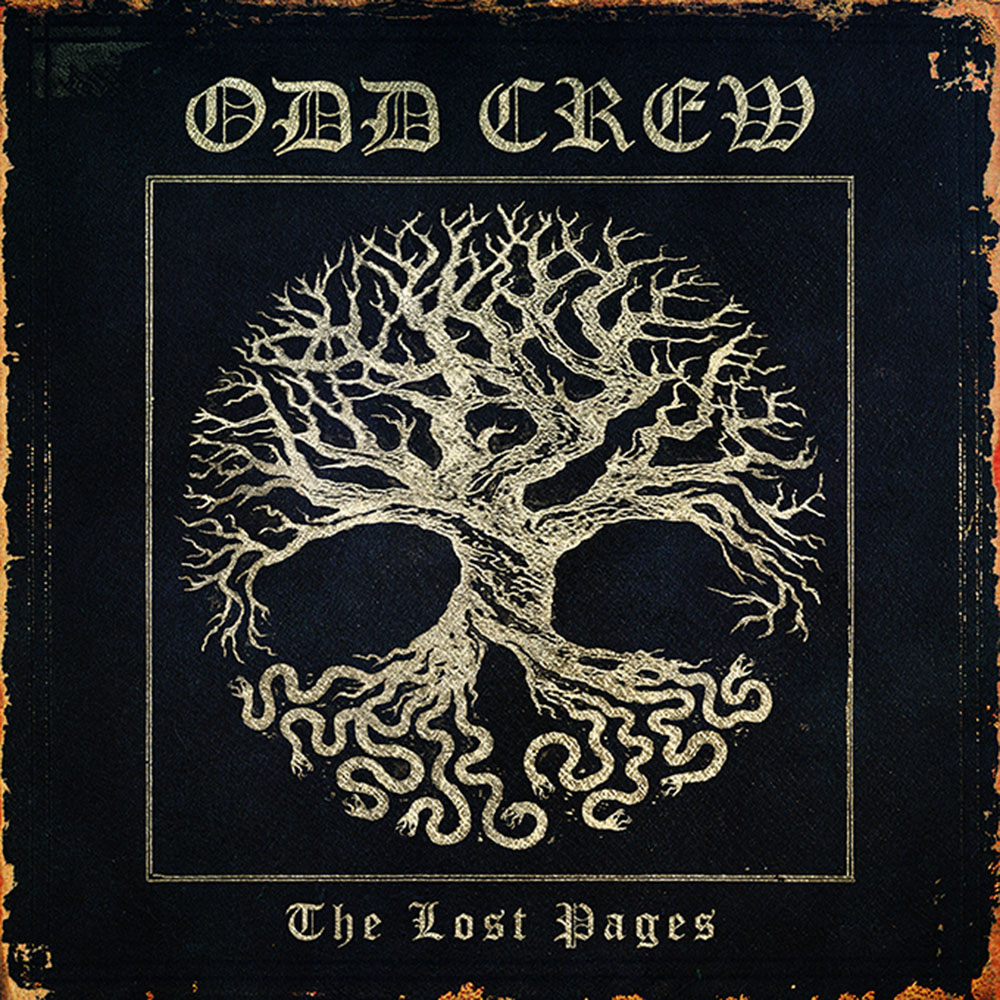 Odd Crew The Lost Pages CD