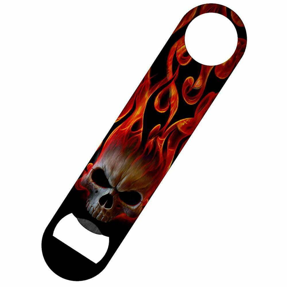 Голяма Отварачка Flaming Skull