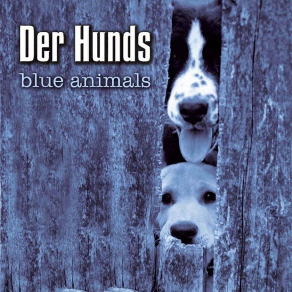Der Hunds Blue Animals CD