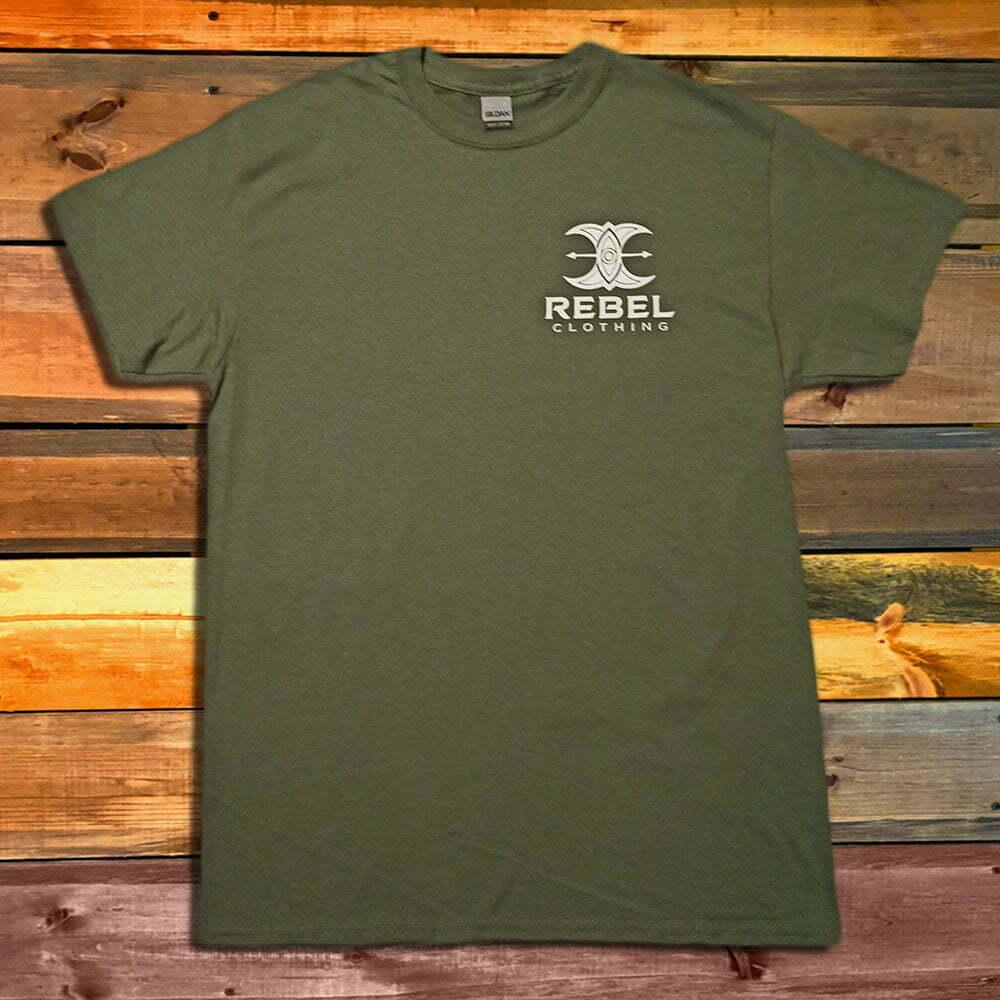 Тениска Rebel Clothing - Small Logo