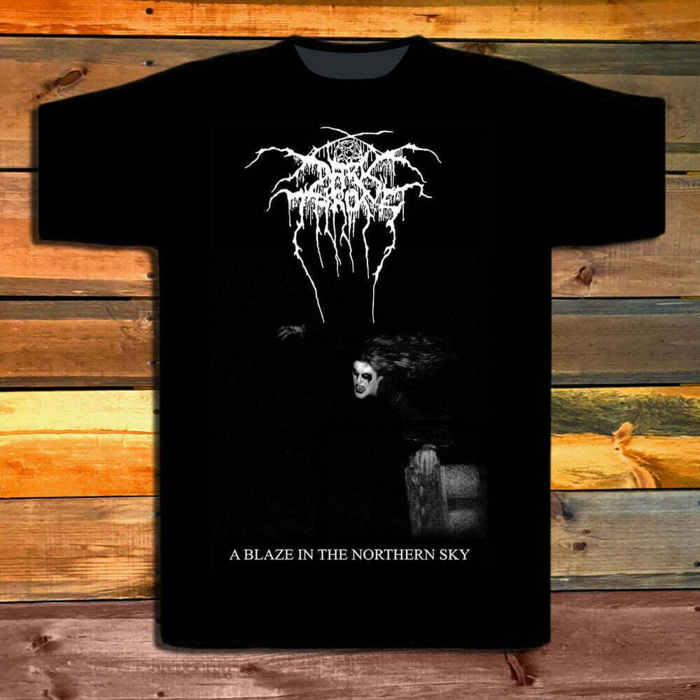 Тениска Darkthrone A Blaze In The Northern Sky