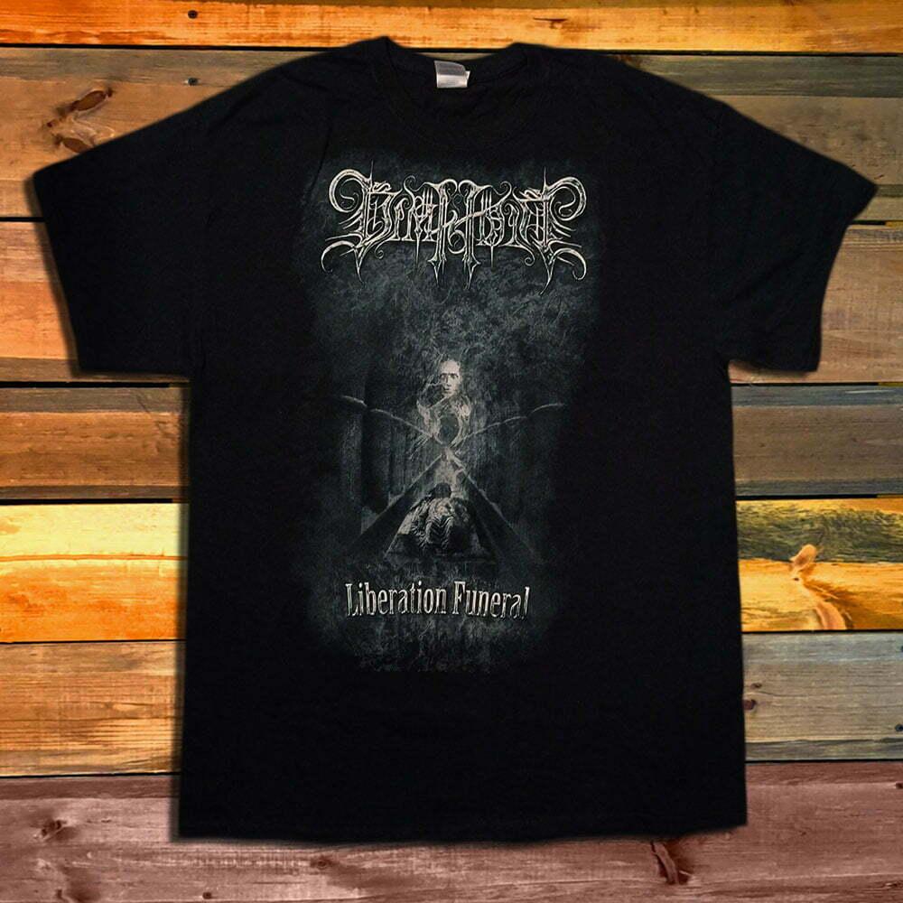 Тениска Dimholt Liberation Funeral