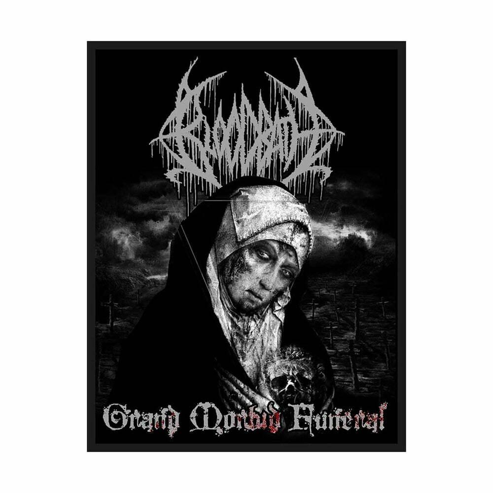 Нашивка Bloodbath Grand Morbid Funeral