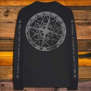 Тениска с дълъг ръкав Slipknot Subliminal Verses гръб