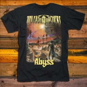 Тениска Unleash The Archers Abyss