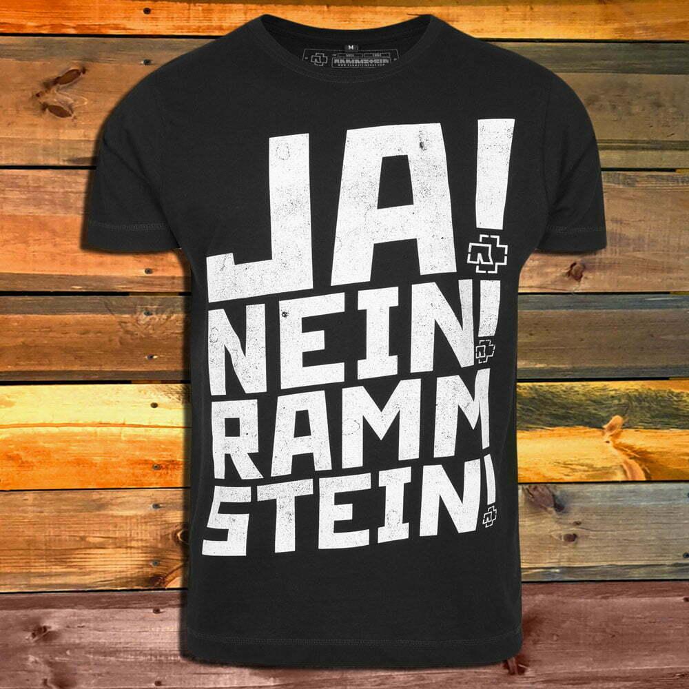 Тениска Rammstein Ramm 4