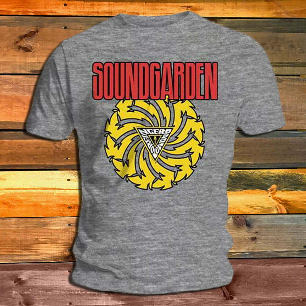 Тениска Soundgarden Badmotorfinger