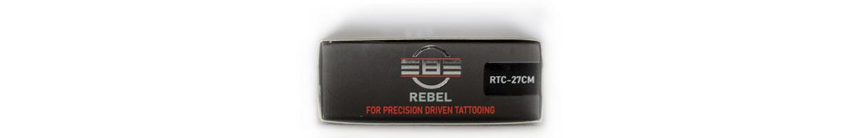 Curved Magnum 27 Box - Precision Tattoo Cartridges - tattoo needle - REBEL