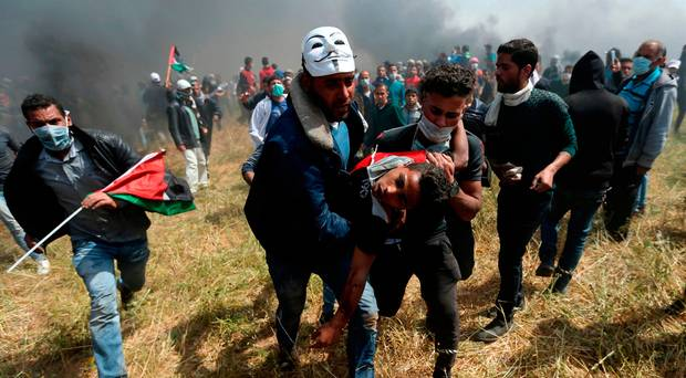 israeli-snipers-shoot-dead-seven-in-latest-protests-at-gaza-border