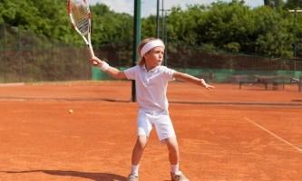 Индивидуальный спорт для детей