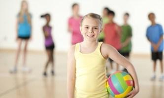 Волейбол для детей