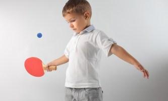 Минусы настольного тенниса для детей