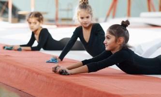 Гимнастика для девочек