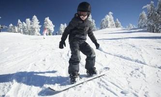 Сноуборд для детей