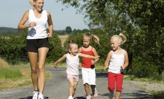 Скакого возраста начинать заниматься детям спортом
