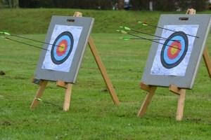 Цель для стрельбы из лука