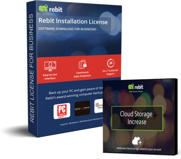 Rebit Business Product Bundle 3D for Business