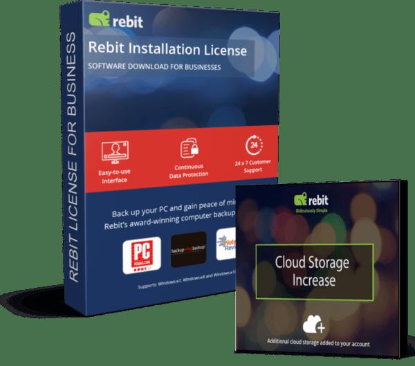 Rebit Business Product Bundle 3D for Business