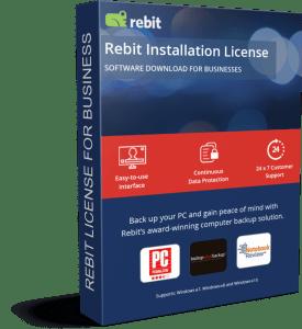 Rebit Business Product License 3D