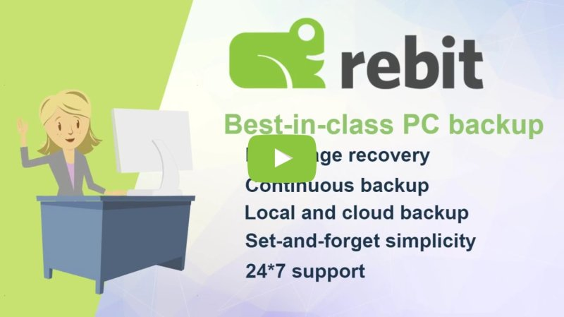 Rebit Personal PC Backup