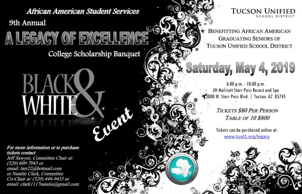 A Legacy of Excellence Flyer