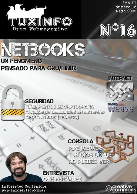 10 Revistas sobre Linux y software libre (1/3)