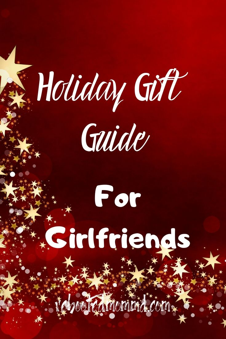 Holiday Gift Guide: For Your Girlfriend