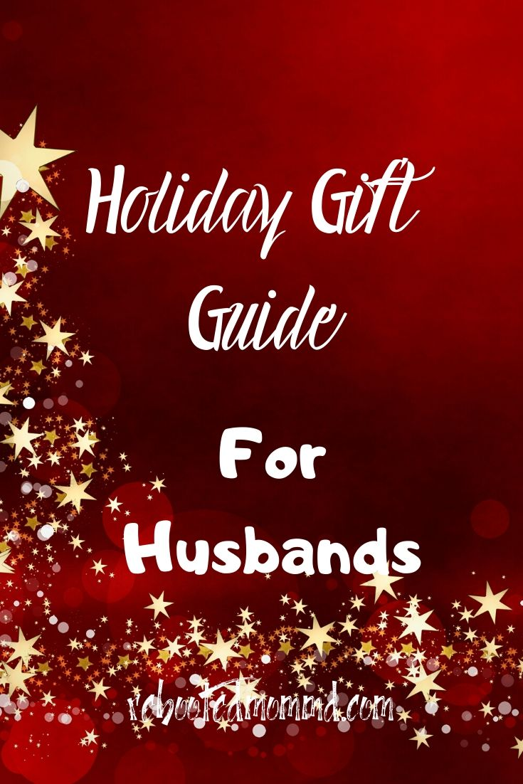 Holiday Gift Guide: For Your Husband