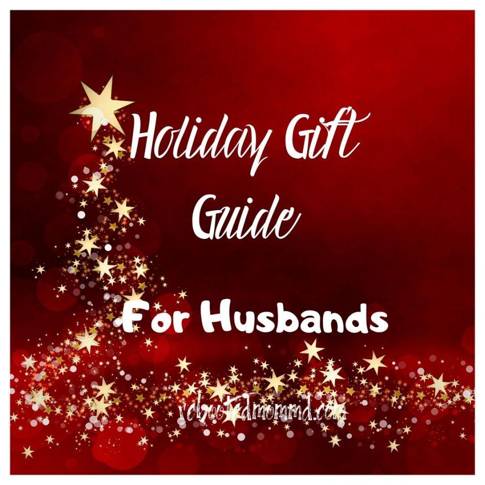 holiday gift guides husband