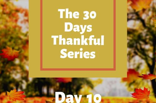 30 thankful days acts of kindness