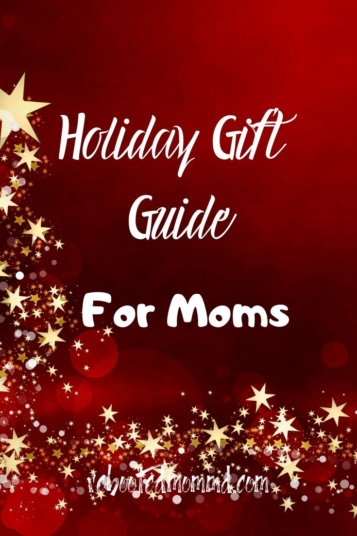 Holiday Gift Guide: For Your Mom