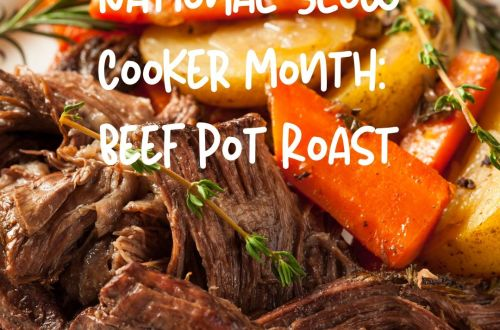 slow cooker challenge pot roast