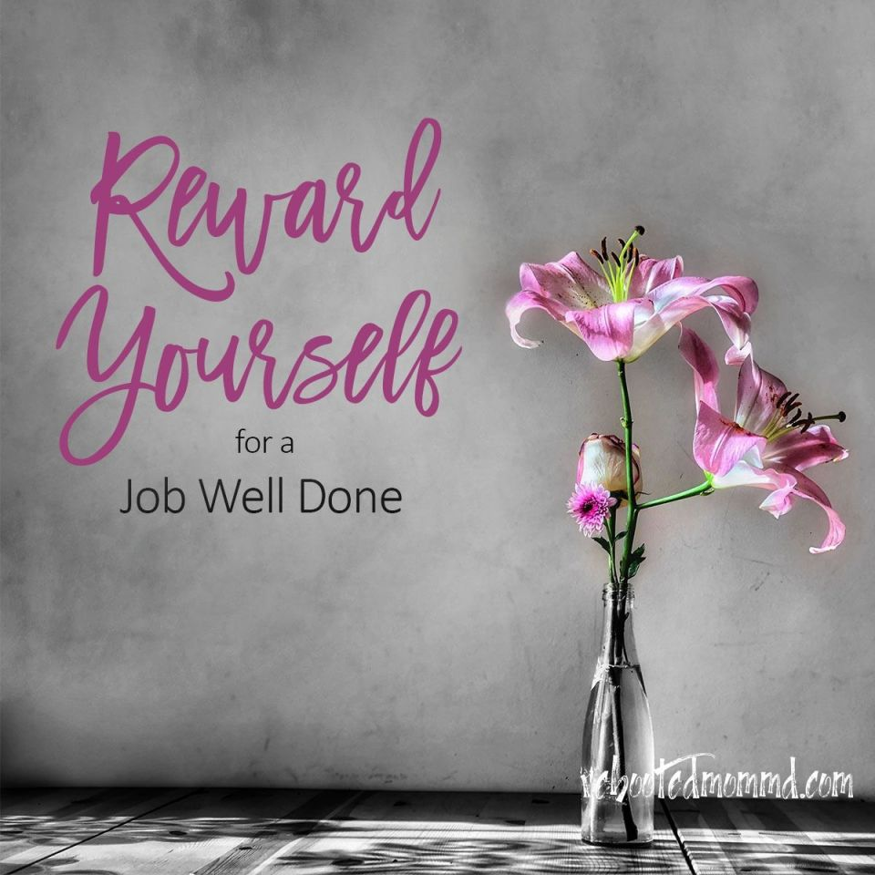 reward yourself find joy